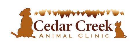 Cedar Creek Animal Clinic  logo