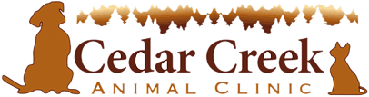 Cedar Creek Animal Clinic  logo